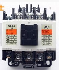 Electromagnetic AC contactor 22A AC220V SC-5-1