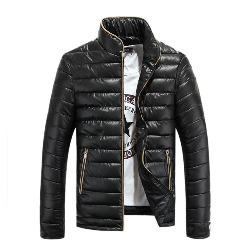 Men Winter Jacket Parka 2016 Hot Sale Down Parkas Men Slim ...