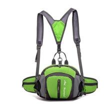 Outdoor Multifunctional Sport Package Pockets Hiking Bag Shoulder Backpack Bag Men and Women Riding Sports Travel