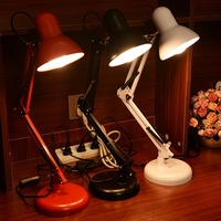 Students Learn To Read The LED Desk Lamp That Shield An Eye Metal Folding Desk Lamp