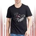 Футболка KODASKIN Moto для Honda CBR650F  повседневная хлопковая футболка для мотоцикла GP Raing  Мужская футболка