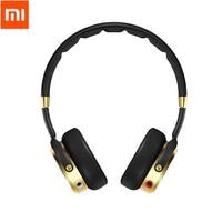 Original Xiaomi Headset Mi HiFi Stereo Headphone With Mic Foldable 3 5mm Music Earphone Beryllium Diaphragm