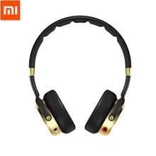 Newest Black Champagne Gold Original Xiaomi font b Headset b font Mi HiFi Stereo Headphone with