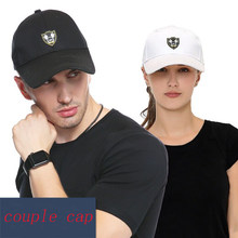 4d2400db587 High Quality Baseball Cap For Woman And Man Long Brim Hat Spring Summer Sun  Cap 100% Cotton Adjustable Adult Black sports hats