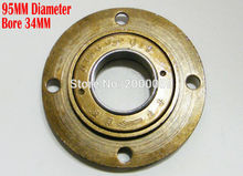 95MM Bore 34MM Flywheel Electric scooter Freewheel 4-bolt Tricycle Clutch Bearing