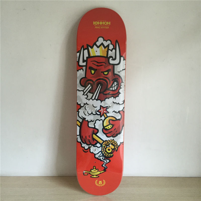 UNION skateboarding deck  (10)