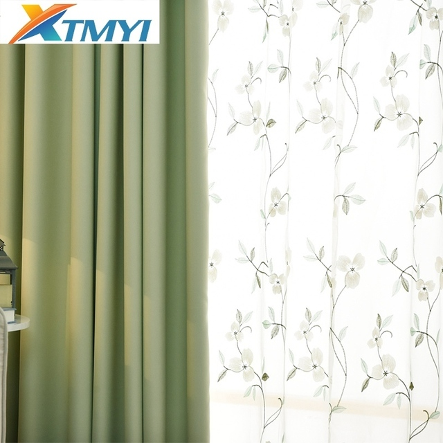 Solido moderno Tende Oscuranti per Soggiorno camera Da Letto di Lusso Tende di Spessore Termico Tenda di Notte