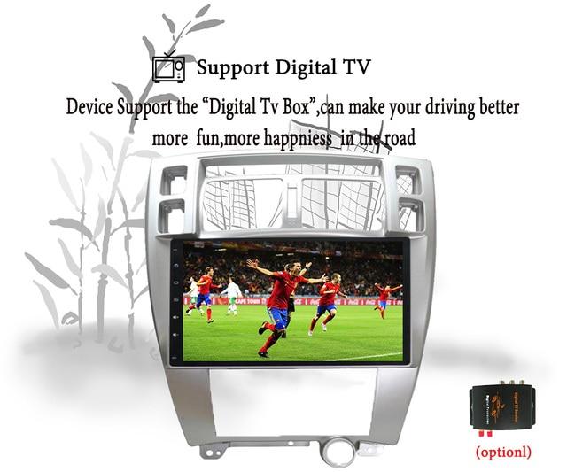 10.1 ''الروبوت 9.1 سيارة الصوت راديو fm dvd gps pc اللوحي ل هيونداي توكسون 2006-2014 انزلاقية عجلة كاميرا DVR DAB CarPlay DVD