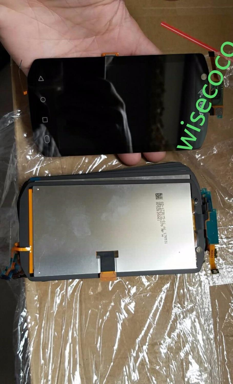 Per Symbol Zebra TC75 gruppo dello schermo LCD con touch screen digitizerPer Symbol Zebra TC75 gruppo dello schermo LCD con touch screen digitizer