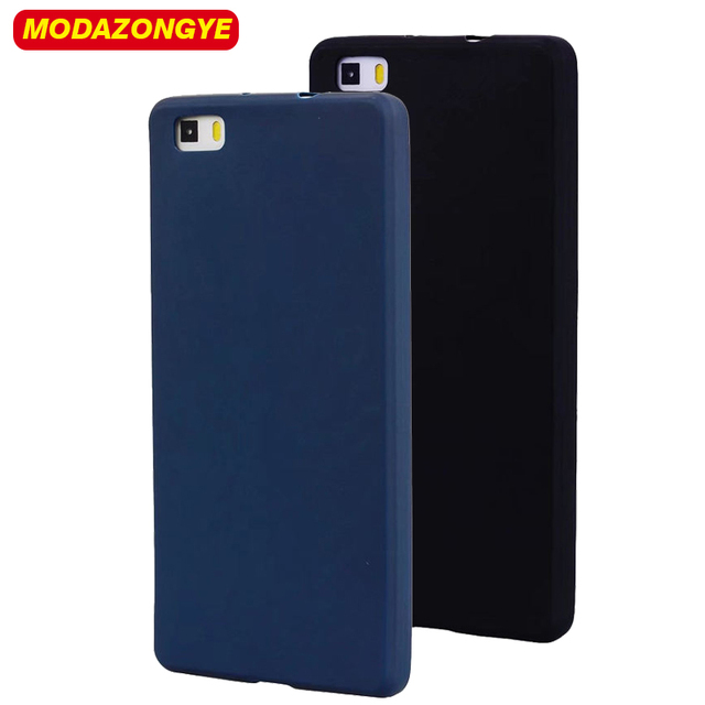 new concept 7754c ef26d US $1.68 20% OFF|For Huawei P8 Lite 2016 Case Huawei P8Lite Case Silicone  Back Cover Phone Case For Funda Huawei P8 Lite P8lite ALE L21 ALE L21-in ...