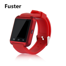 Fuster New Arrival Bluetooth Smart Baby Watch Support Passometer watch or Remote Control SMART Watch u8