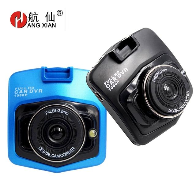 "HANGXIAN 2.4"" Mini Car DVR Camera Dash Cam Full HD 1080P Recorder Video Registrar Night Vision video recorder Carcam Dash Camera"
