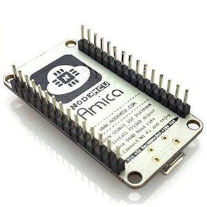 Image 2 - 2pcs New Version ESP8266 NodeMCU LUA CP2102 ESP 12E Internet WIFI Development Board Open source Serial Wireless Module Works G