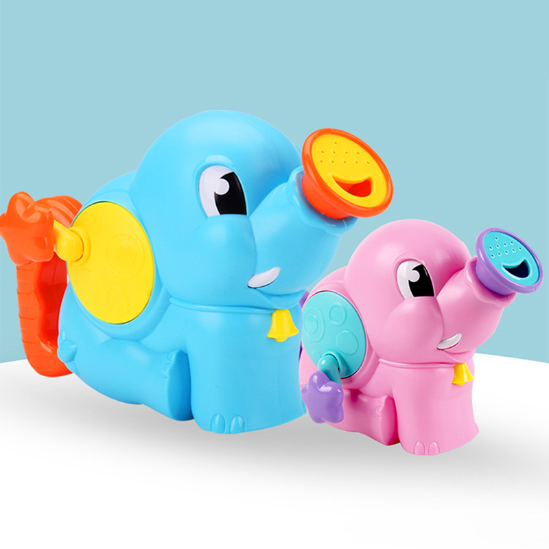 Permalink to Children Bathroom Bath Toys For Baby Cute Elephant Plastic Water Spray Flowers Water Play Sand Toy Baby Popular Toys