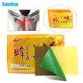 20 Unids Sumifun Chino Parche Medicado Veneno de Abeja Productos salud Relajación Cuerpo Asesino Tiger Balm Yeso Caliente C328