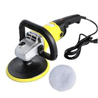 220V Electric Car Polisher Machine 1200W Auto Polishing Machine Adjustable Speed Sanding Waxing Tools Car Accessories