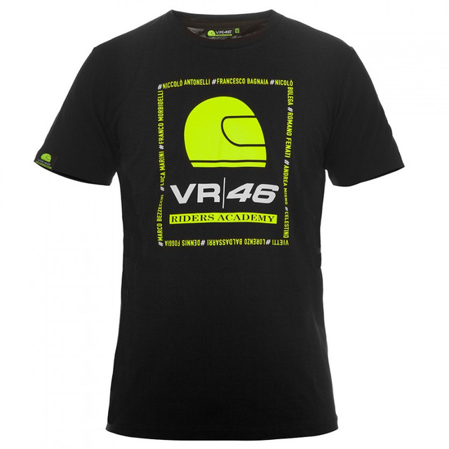"Free shipping 2016 NEW"" VR 46 Valentino Rossi Moto GP Y 2016 "" Logo T-Shirt MOTO jersey"