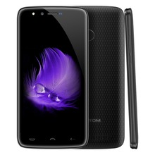 Homtom HT50 4G LTE Smartphone 5.5 pouce Android 7.0 MTK6737 Quad Core 1.3 GHz 3 GB RAM 32 GB ROM Dual SIM 13MP Caméra OTG 5500 mAh FM