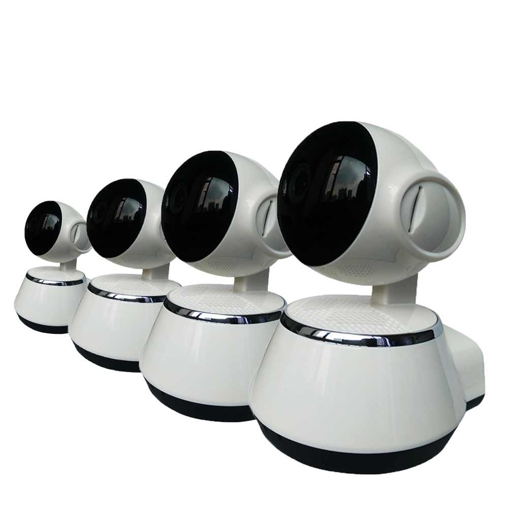 4pcs cams wifi smart home ip camera security onvif rotate - Camara de seguridad wifi ...