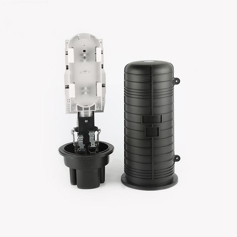 FirstFiber FF-FOSC022D en plastique boîte de distribution de fibre optique épissure optique joint fermeture dôme Fiber optique épissure fermeture 5 ports