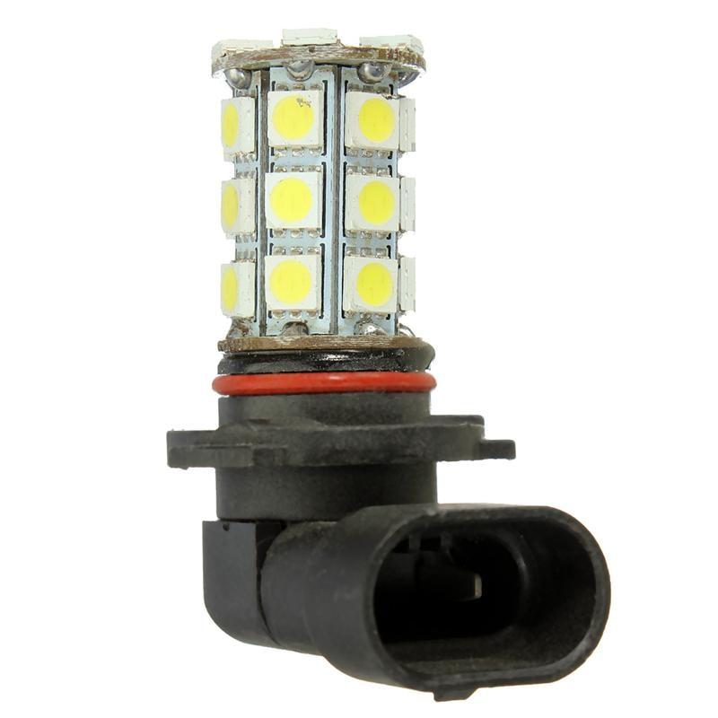 Best Promotion HB3 9005 27 SMD 5050 LED Bulb Fog DRL Head Light Lamp White 270-300LM DC12V carprie super drop ship 2x car h1 13 smd 5050 led white head fog headlight light lamp bulb 12v mar713