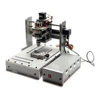 China diy máquina de perfuração cnc com 3 eixos para madeira
