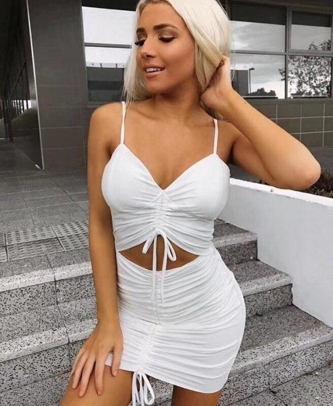 Noir Keyhole Couleur Robe Moulante Club Sexy Manches Blanc Hl Mini Bandage Sans Dames Party Et Z7pqnrxwEZ
