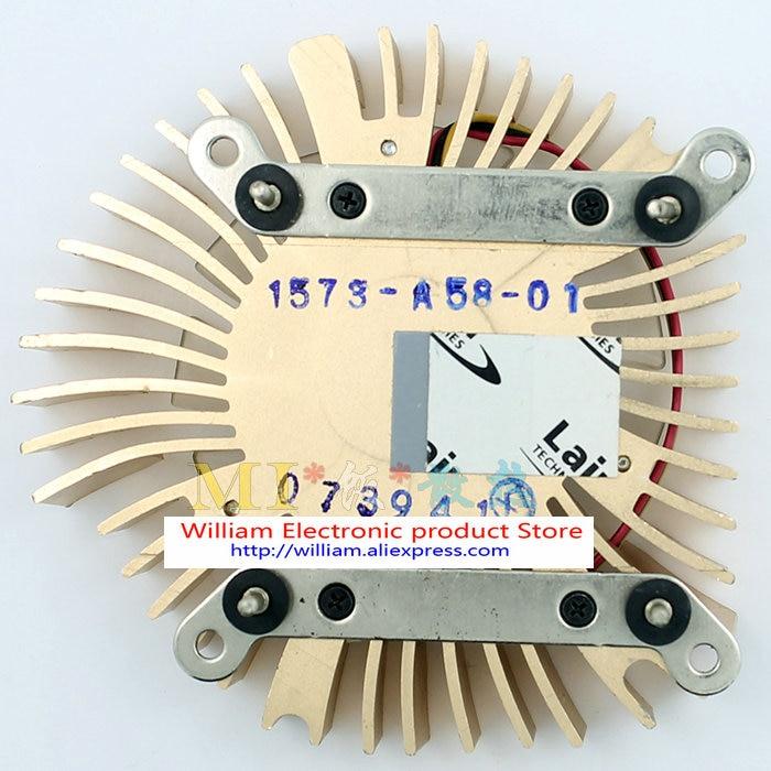Նոր բնօրինակ MSI սկիպիդար 43 * 43 մմ VGA - Համակարգչային բաղադրիչներ - Լուսանկար 4