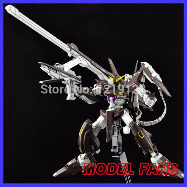 MODEL FANS Free shipping GG/TT Gundam model HG 1/144 Gundam Throne Eins model fans m3 model pg 1 60 red heresy gundam special large sword backpack gift water paste free shipping