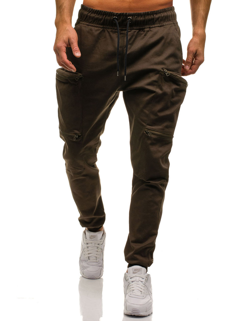 HTB1ajjlLVzqK1RjSZFvq6AB7VXaJ Mens Joggers 2019 New Red Camouflage Multi-Pockets Cargo Pants Men Cotton Harem Pants Hip Hop Trousers Streetwear XXXL