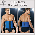 Для похудения body shaper underwear men fajas латекс резиновый корсет бюстье для похудения оболочка пояса мужские сексуальные боди мужской форму носить