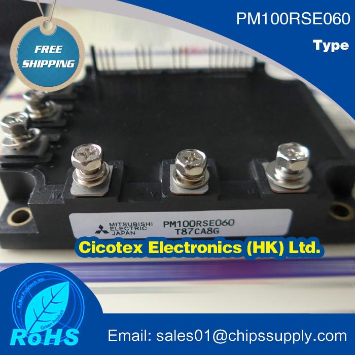 PM100RSE060 Module IGBT INTELLIGENT POWER MODULES FLAT-BASE TYPE INSULATED PACKAGE PM100RSE-060 PM100RSE060 Module IGBT INTELLIGENT POWER MODULES FLAT-BASE TYPE INSULATED PACKAGE PM100RSE-060