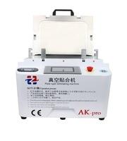 AK PRO oca laminator Vacuum lamination machine repair lcd refurbish machine oca laminator machine for iphone s6 edge