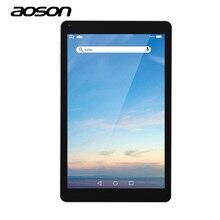 Бренд aoson ультра тонкий 10,1 дюймов R102 16 ГБ 1 ГБ Android 6,0 4 ядра Tablet PC Высокое Разрешение ips Экран bluetooth WI-FI gps