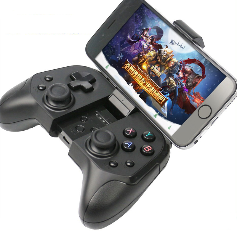 Wilderness Action Games Gamepad To Eat Chicken  C5 Wireless Bluetooth Mobile Phone  Game Controller For  Android Ios