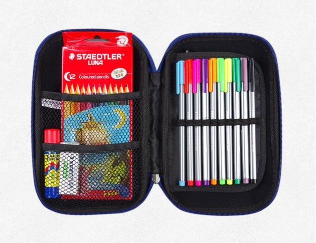 STAEDTLER SFG 811 Colored pencils Highlighter pencil set For Write Drawing Art Supplies vividcraft arting supplies 72colors safe non toxic lead water soluble colored pencil watercolor pencil set for write pencils