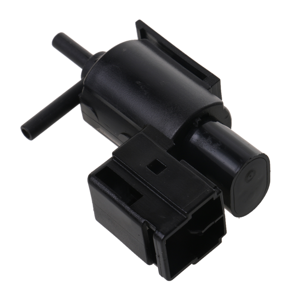 Image 3 - 1 Pcs 6.5*3.5cm Auto Car Vacuum Solenoid Switch Valve For Mazda 626 Millenia MPV MX 6 Protege Etc 2 Pin Black ABS K5T49090-in Valves & Parts from Automobiles & Motorcycles