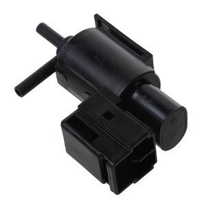 Image 3 - 1 Uds 6,5*3,5 cm Auto vacío solenoide válvula de conmutación para Mazda 626 milenios MPV MX 6 protegido Etc. 2 Pin negro ABS K5T49090