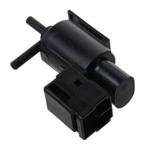Image 3 - 1 pçs 6.5*3.5cm válvula de interruptor solenóide vácuo do carro automático para mazda 626 millenia mpv MX 6 protegido etc 2 pinos preto abs k5t49090