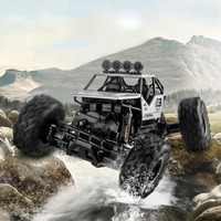 1/16 RC Car 4WD 2.4GHz Radio Control High Speed Off-Road Monster Truck Toys Buggy Vehicle Kids Christmas Children Suprise Gift 5