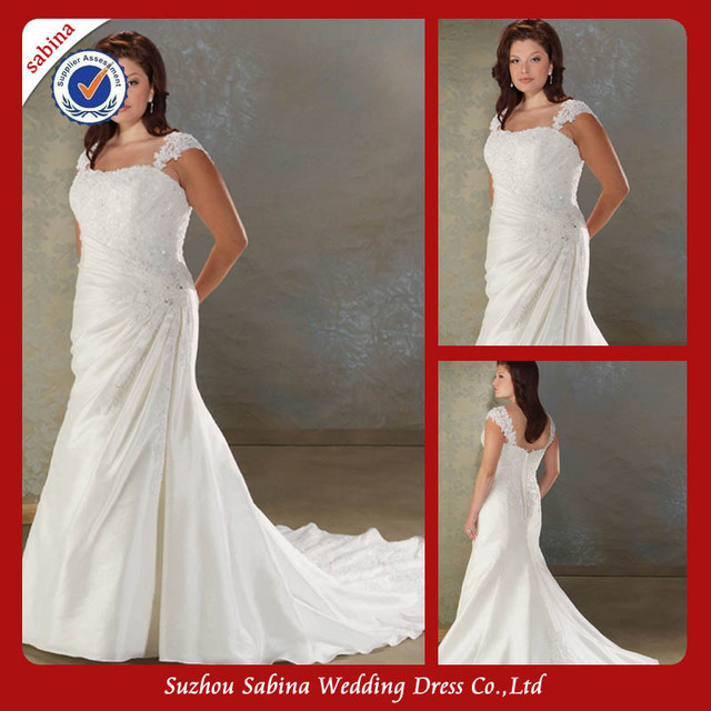 WPS0030 Custom Made Super Plus Size Wedding Dress-in Wedding Dresses from  Weddings & Events on Aliexpress.com | Alibaba Group