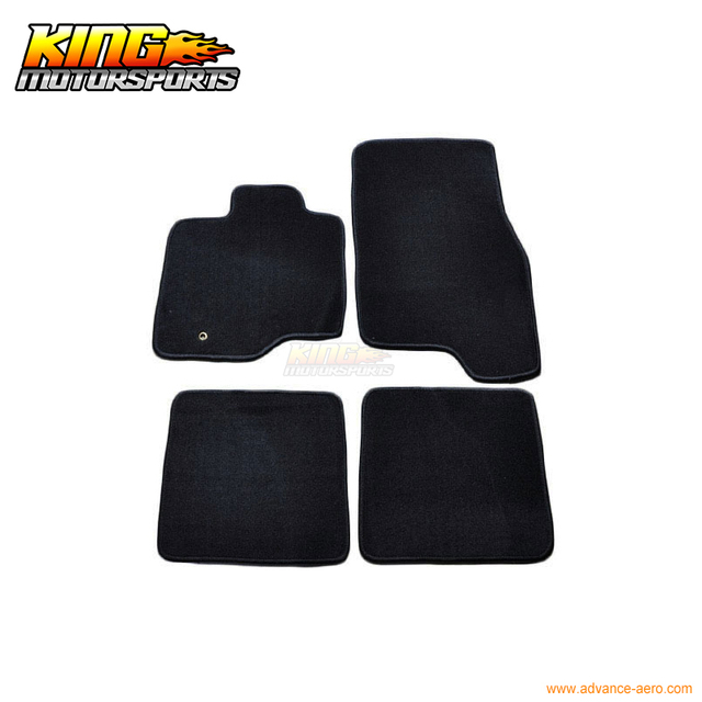 For   Ford Expedition Blacknylon Oem Frontrear Cutting Floor Mats Carpet Usa Domestic Free
