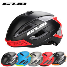 GUB F66 Bicycle Helmets Men Women Bike Helmet Mountain Road Bike Integrally Molded Cycling Helmet 58-62cm 5colors