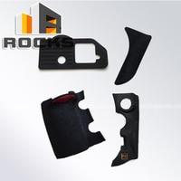 Original Body Front Back Bottom Terminal Grip Set Rubber Cover Replacement Part For Nikon D700 Digital