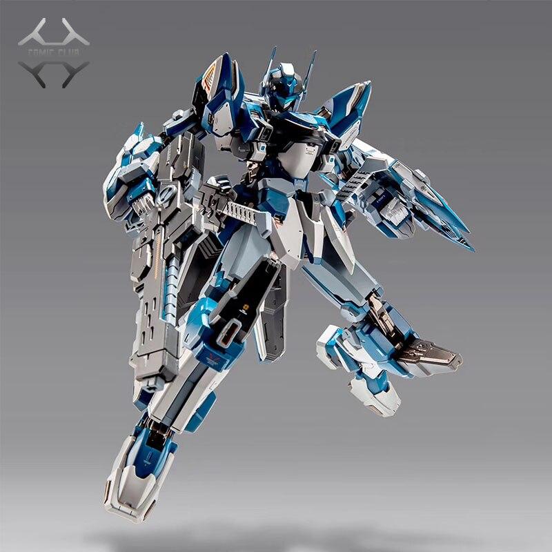 COMIC CLUB en stock, FANMADE & rocket punch, metal build MB thunderbolt 1/100, figura de acción robot de alta calidad Procesador Intel Core™ i3-8100 3,6 Ghz 6 MB LGA 1151 BOX