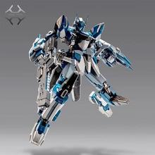 Comic Club Instock Fanmade & Rocket Pugno di Metallo Costruire Mb Thunderbolt 1/100 di Alta Qualità Action Figure Robot