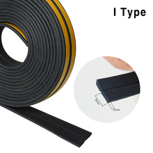 Sealing Strips Door plank sealing side door window sound insulation Strip the home Sound strip type I