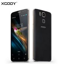 XGODY Y17 6.0 Pulgadas Smartphone Android 5.1 MTK Quad Core 512 MB RAM 8 GB ROM GPS WiFi 8.0MP 3G Dual SIM Teléfono Móvil desbloqueado