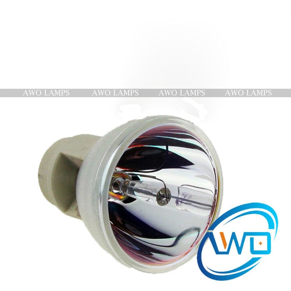 AWO Compatible Projector Lamp Bulb VLT-XD560LP for MITSUBISHI GH-670/GW-360ST/GW-365ST/GW-370ST/GW-385ST/GW-665/GX-360ST/GX-365S mitsubishi vlt ex320lp replacement lamp for mitsubishi ex320 st ex320u ex321u st ex330u gw 575 gx 560 gx 560st gx 565 gx 570st