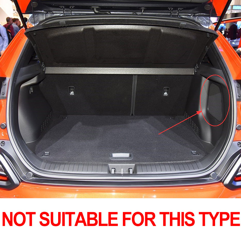 Floor Style Trunk Cargo Net for Hyundai KONA 2018 2019 2020 New